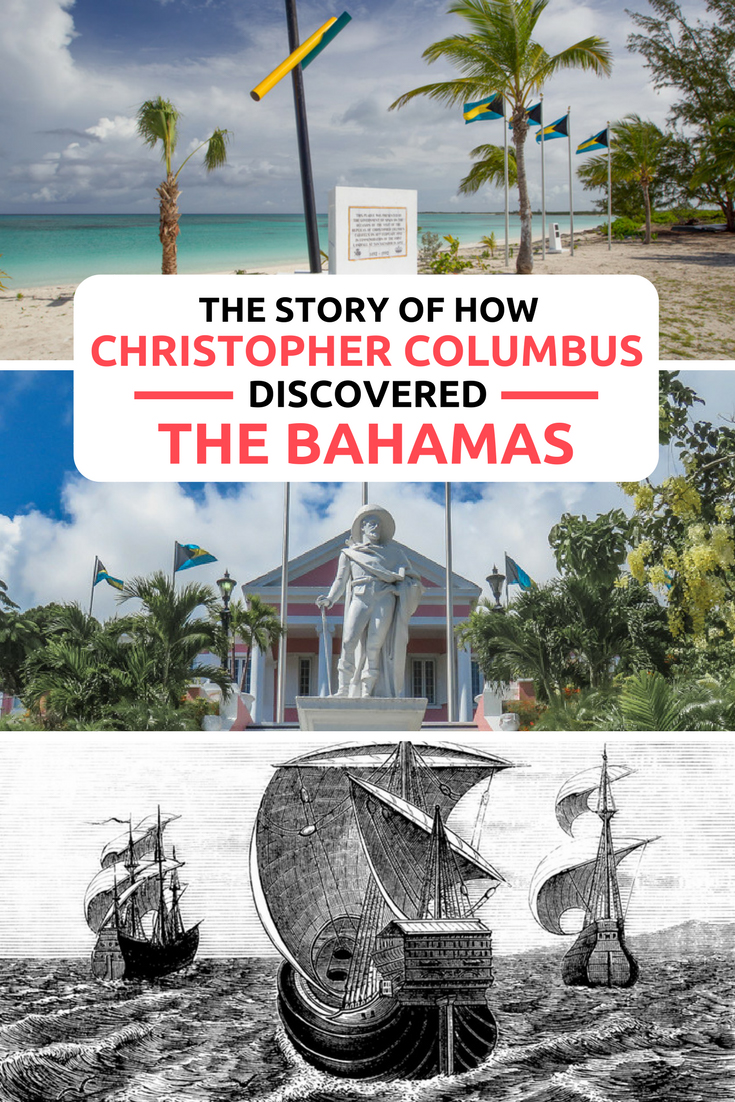 Discover the Christopher Columbus history and his voyage to the new world. From San Salvador Bahamas, where Columbus first landed in the Bahamas in 1492 on his sailing across the Atlantic. Explore the rich Bahamas History on your vacation to Nassau and visit the Nassau Old Town and statues of Christopher Columbus. Visit the Bahamas Out Islands on a Bahamas Day Trip or Bahamas Island Hopping Tour.