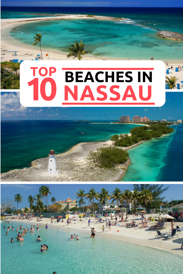 Discover the Top 10 Best Beaches in Nassau #Bahamas with our guide to the Nassau Beaches. For the top things to do in Bahamas read our travel guide to the best beaches in Nassau Bahamas. From Atlantis to Cable Beach, we've got the top Bahamas Vacation inspiration and travel information for any Bahamas honeymoon or wedding occasion. Learn which is the top public beaches in #Nassau #Bahamas #ParadiseIsland #BahamasBeach #Bahamas Vacation #BestBeach.