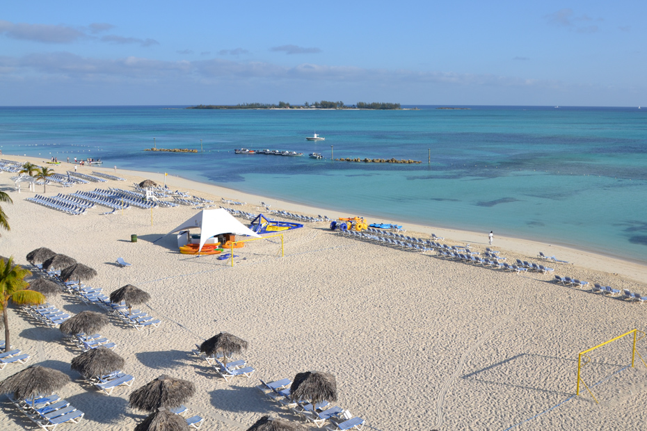 Cable Beach Nassau Bahamas
