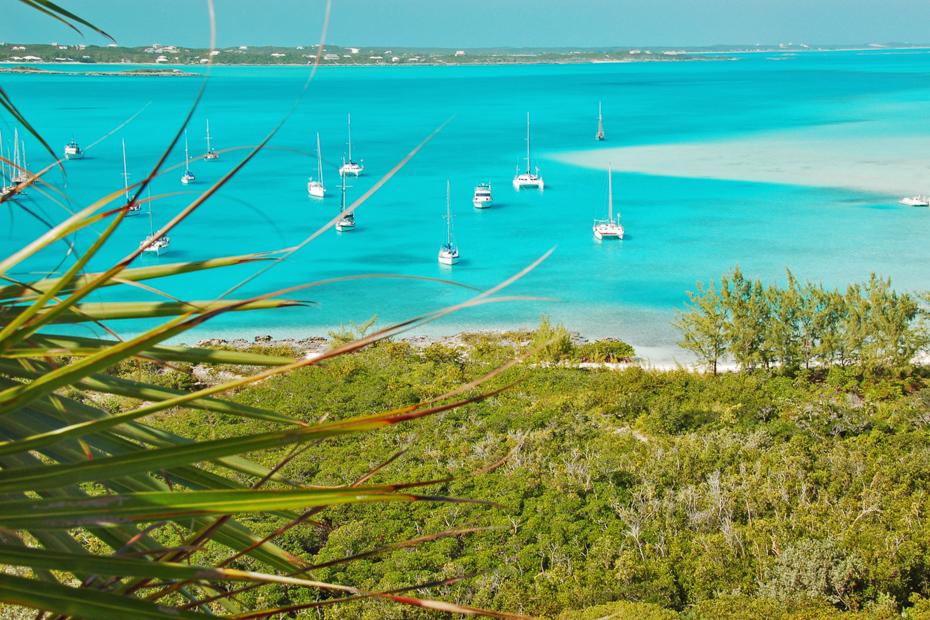 Great Exuma Bahamas Stocking Island, flights to exuma Bahamas from Florida with Bahamas Air Tours. Day Trip to Bahamas and the Exuma Cays from Miami and Fort Lauderdale.