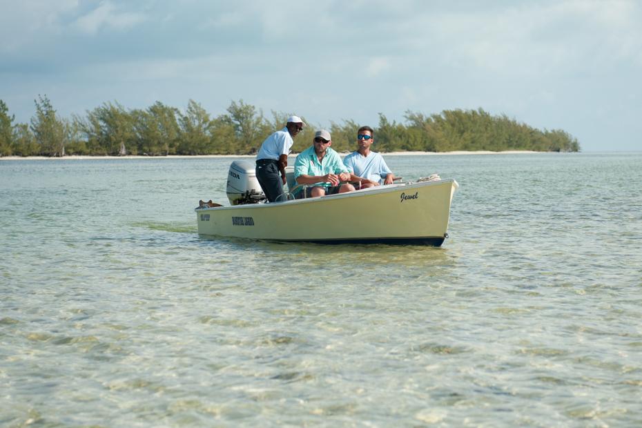 Bonefishing Bahamas Fishing Charters in the Exumas, Abacos and Andros
