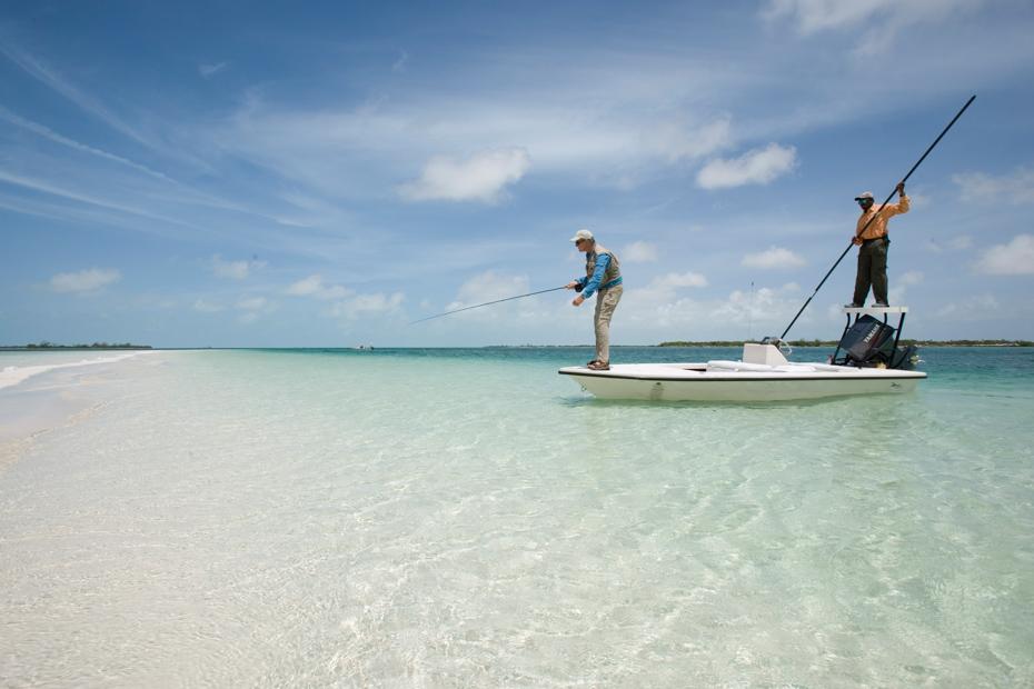 Why the Bahamas has the best Bonefishing