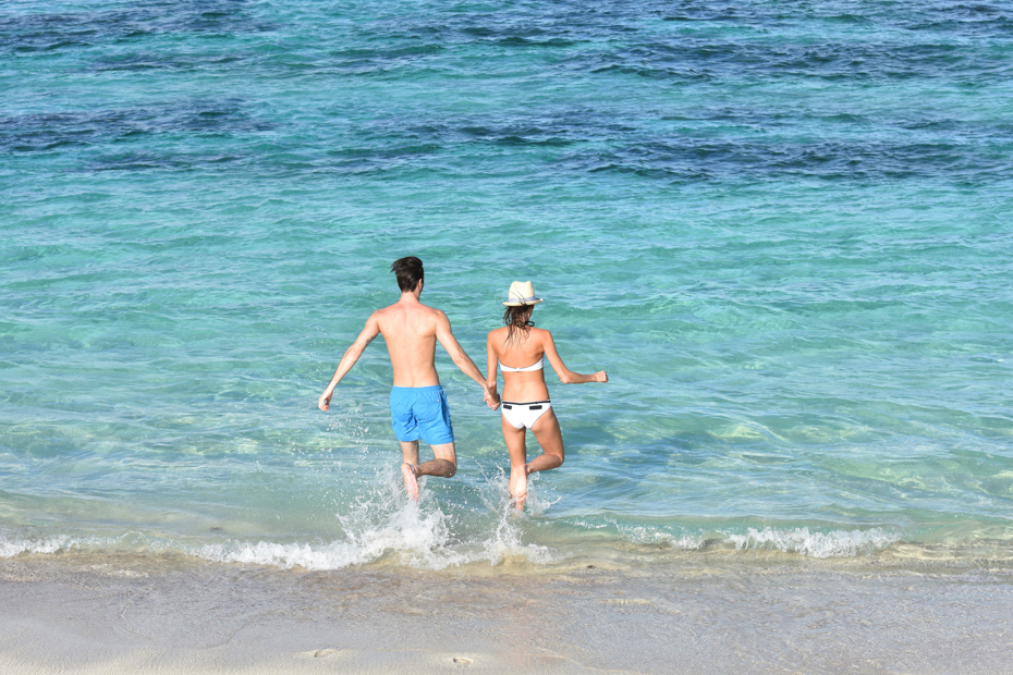 Nassau Shore Excursions best Beach in the Bahamas in the Exuma Cays.