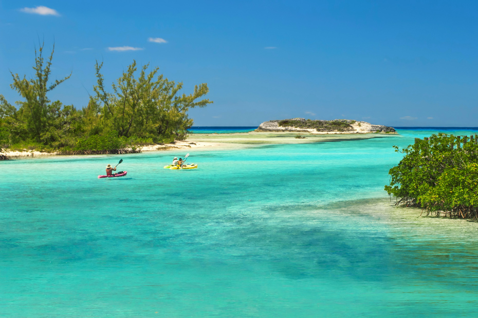 Things to do in Exuma Cays, viis the Exuma Cays Land And Sea Park on a Bahamas Day Trip from Nassau