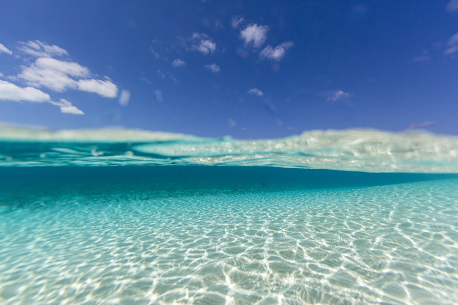 Turquoise waters off Chub Cay Bahamas. Check out the Chub Cay fishing while you're there.