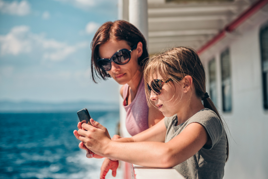 A family-friendly Bahamas vacation is awaiting! Take a Miami to Bahamas ferry only if you have ample time on your Bahamas vacation.