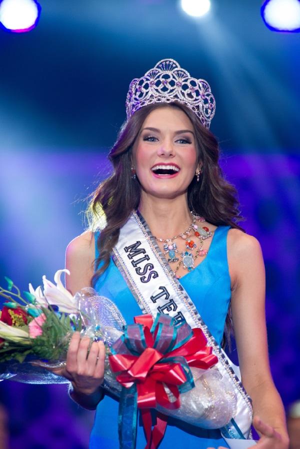 K Lee Graham Miss Teen USA 2014 Nassau Paradise
