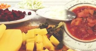 Borch (Bors) Çorbası tarifi