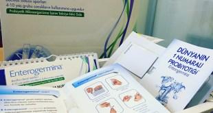 Enterogermina probiyotik gida takviyesi