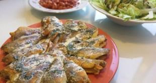 Tavada izmarit balığı tarifi