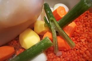 mercimek çorbaı tarifi