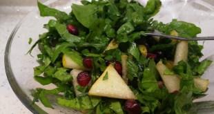 Armutlu Roka Salatası (Yılbaşı Salatası)