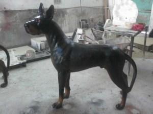 Çiftlik Köpek Maketi