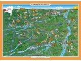 Mapa Caminhos do Oeste