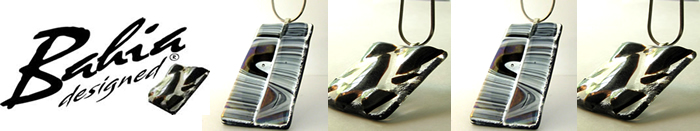 Bahia Designed is a Canadian fused glass design company based in Winnipeg, Manitoba. The company was established in 2007, following a series of chance events and in response to the extraordinary market demand for the alluring and distinctive glass creations.