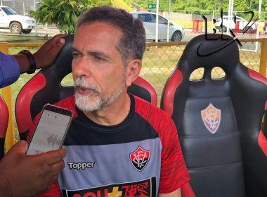 Após negociação frustrada com Escudero, Vitória intensifica busca por reforços