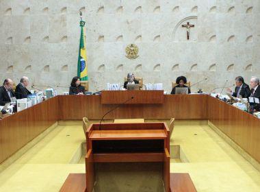 Por 7 x 4, Supremo Tribunal Federal decide julgar habeas corpus de Lula