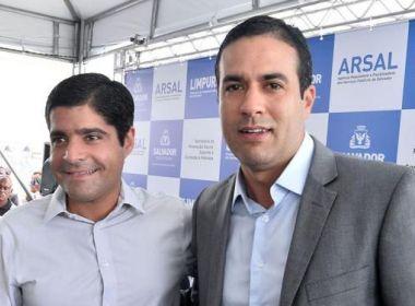 Para manter controle da prefeitura, Bruno Reis troca PMDB por DEM