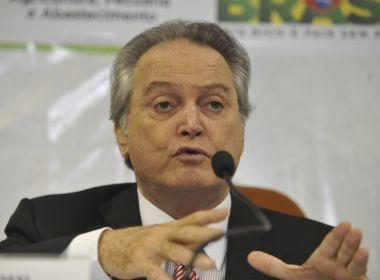 Ex-ministro Wagner Rossi é mais um preso na PF que investiga setor de portos