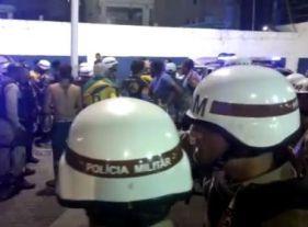 Policial acusado de atirar e ferir quatro pessoas na Barra é preso