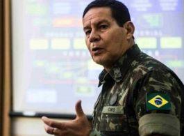 Mourão diz que Temer 'terá de vetar' aumento para ministros do STF