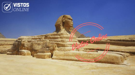 Tirar visto Egito em Salvador
