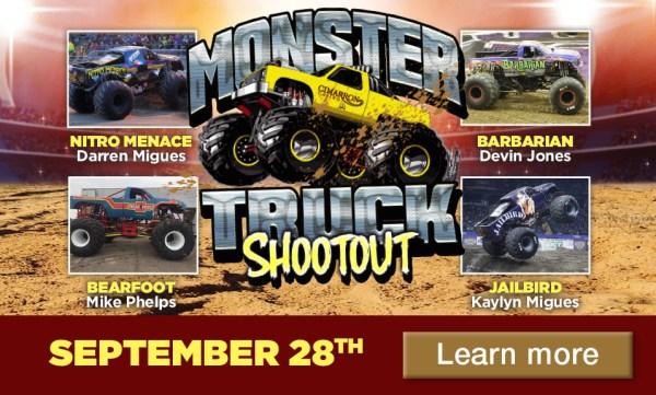 Monster Truck ShootOut