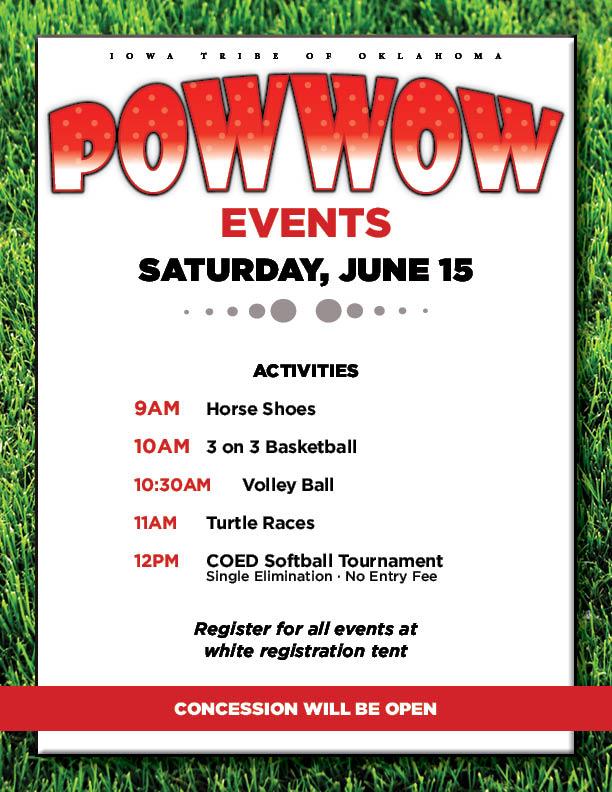 PowWow Events 2019