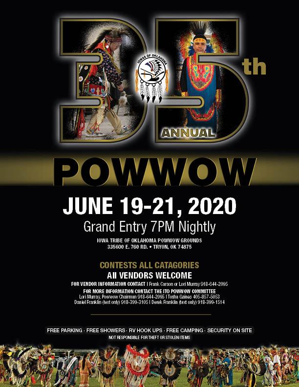 35th Annual ITO Powwow v2