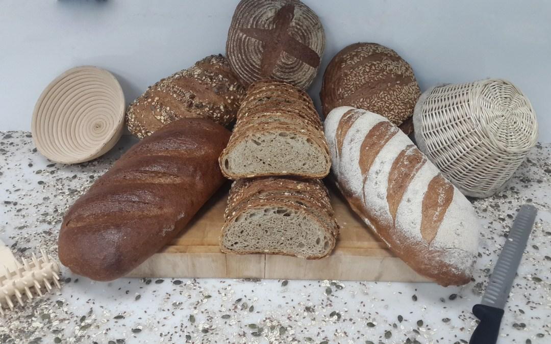 Deutsches Brot in Bahrain
