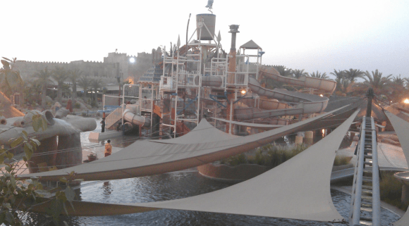 LPOD Wasserpark Bahrain