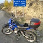 Tek başına yollarda - Kastamonu