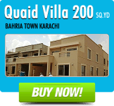 Bahria Town Karachi – 200 Sq. yards Quaid Villa – Dwelling Satisfaction