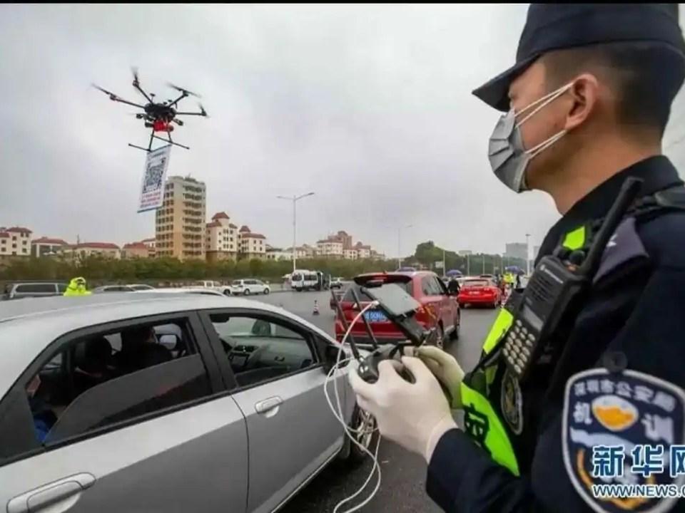 drones-shangai