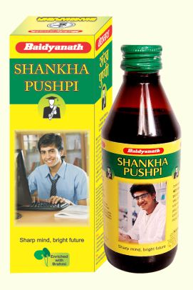 Baidyanath Shankhpushpi Syrup Online At Best Price In India