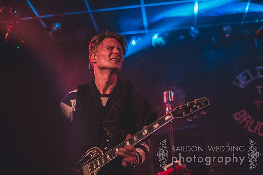 Frankie Ballard UK tour