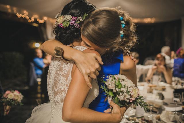 6 ideas para entregar ramo novia | Bailedenovios