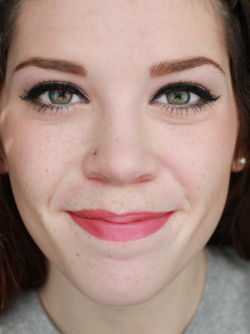 MAKEUP OF THE DAY – 1/19/13