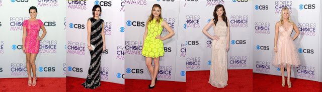 PEOPLE'S CHOICE 2013 BEST DRESSED