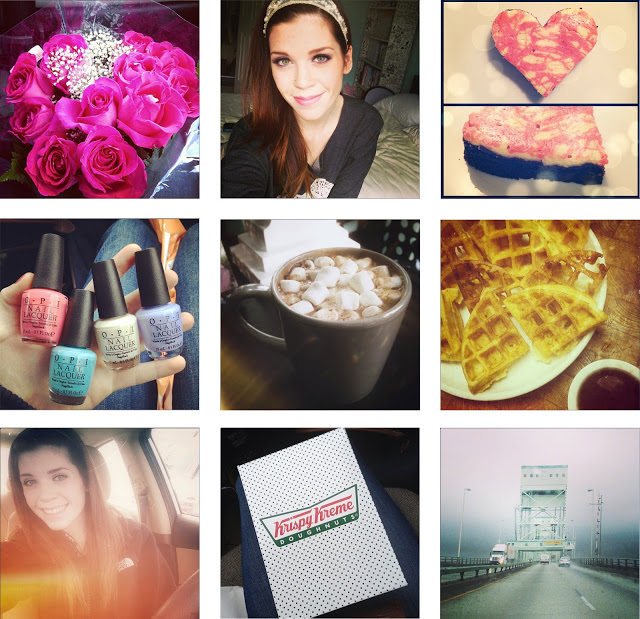 A MONTH IN INSTAGRAMS: FEBRUARY