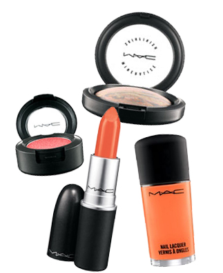 HAYLEY WILLIAMS x MAC COLLABORATION