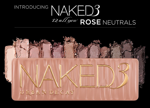 OH MY.. URBAN DECAY'S NAKED3