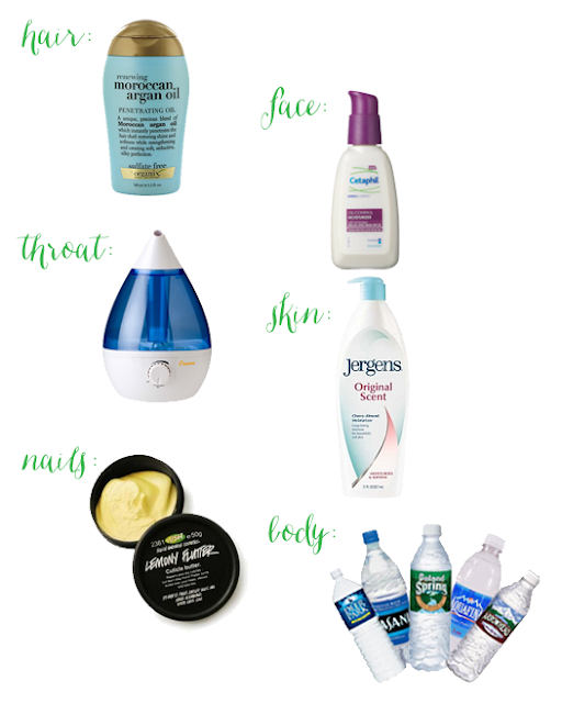 HELLO DECEMBER: MY FAVORITE MOISTURIZERS