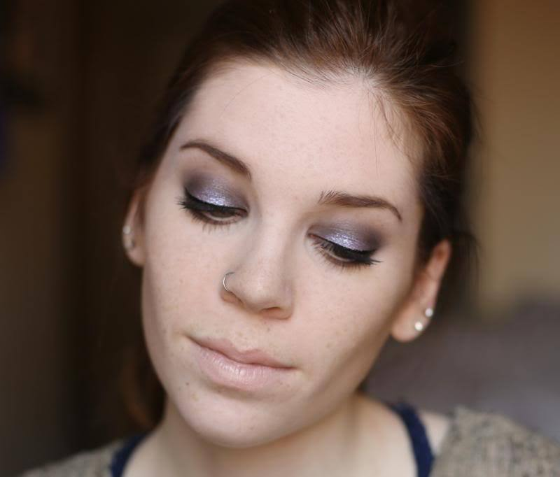 MAKEUP OF THE DAY: 04/08/14