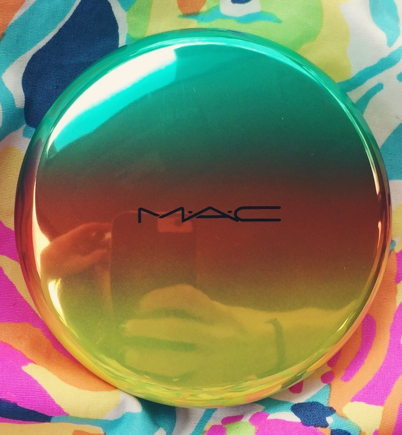 MAC WASH & DRY STUDIO SCULPT BRONZING POWDER