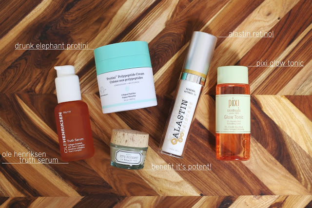 MY CURRENT SKINCARE REGIMEN | OCTOBER 2018