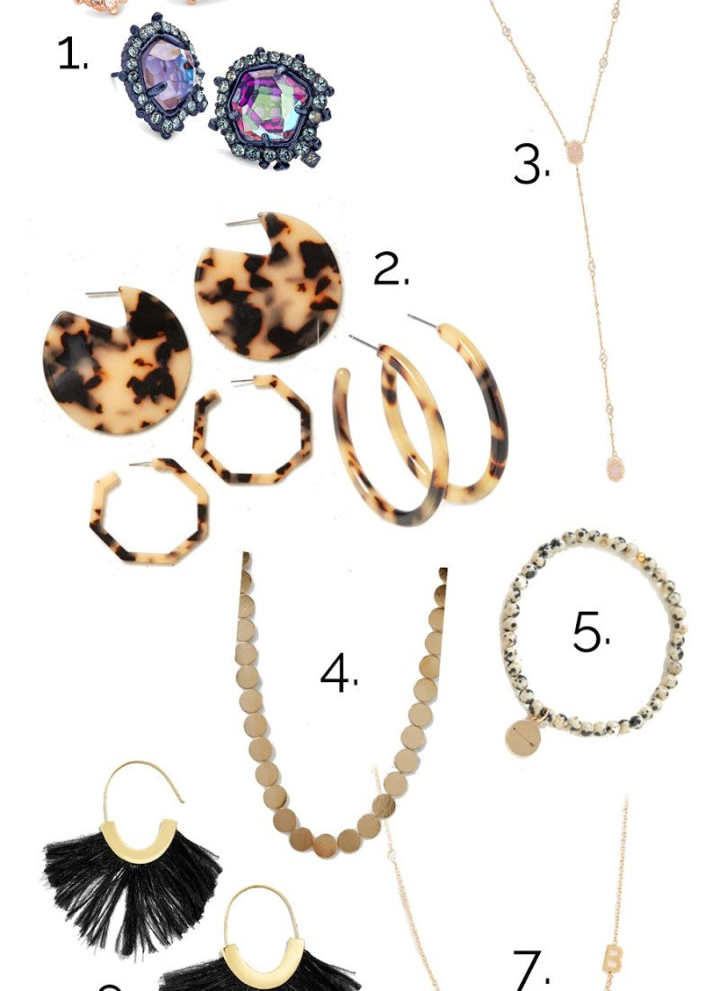 HOLIDAY GIFT GUIDE: JEWELRY LOVER