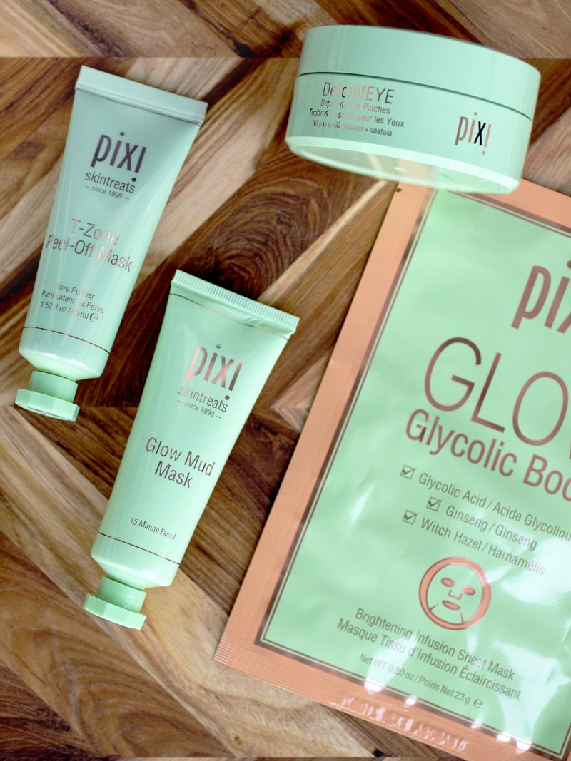 NEW Pixi Beauty #SkinTreats Goodies + Review