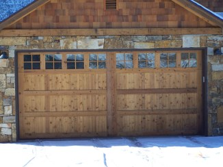 1. Residential Garage Door