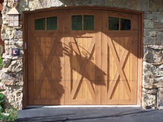 3. Residential Garage Door